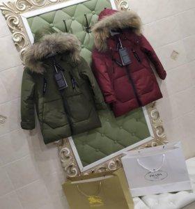 Куртки/парки Canada Goose зимние