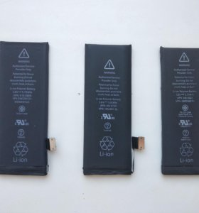 Аккумулятор для iPhone 5s/iPhone 5c