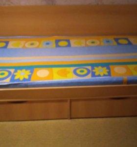 Кровать 1сп