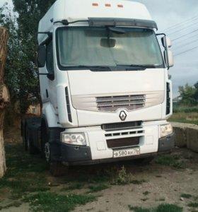 Продам тягач Renault premium 440.26T