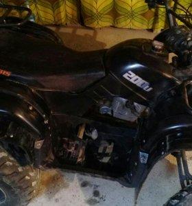 Ирбис ATV200U