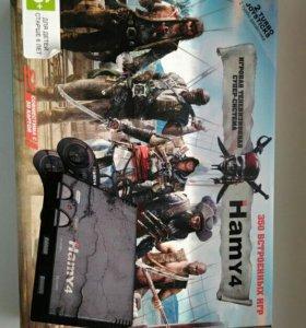 Хами 4 приставка игровая Sega и Денди + 350 игр