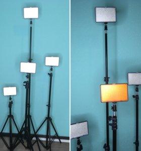 Лампы для фото/видео. Новые.