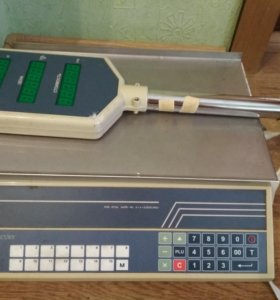 Весы электронные Mercury