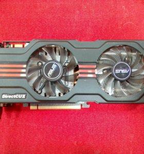 Видеокарта ASUS GTX560 DirectCUll