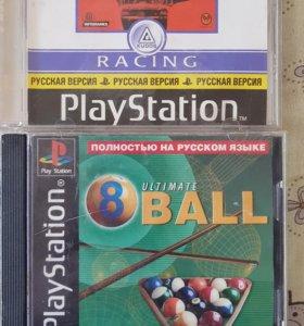 Игры на PS 1