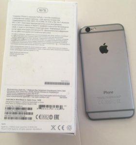 iPhone 6(память 16) Ростест