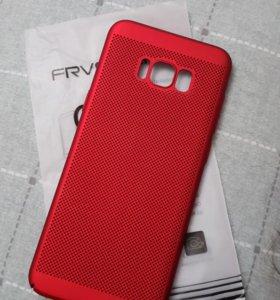 Чехол новый, Samsung s8 +