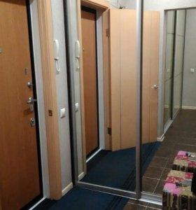 Квартира, 2 комнаты, 58.5 м²