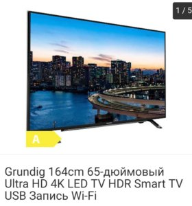 Телевизор 4К, ультра HD