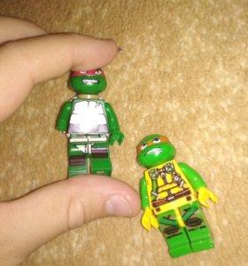 Лего фигурки и детали
