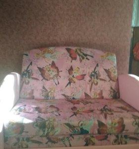 Детский диванчик - кровать