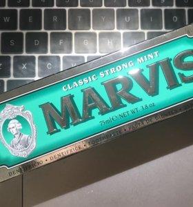 MARVIS зубная паста, итальянский подарок новая