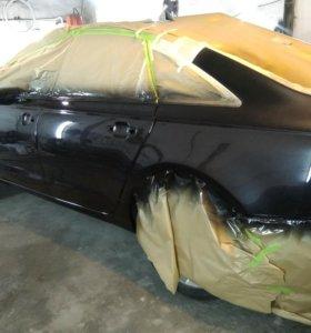 Кузовной ремонт авто, покраска, рихтовка,гарантия
