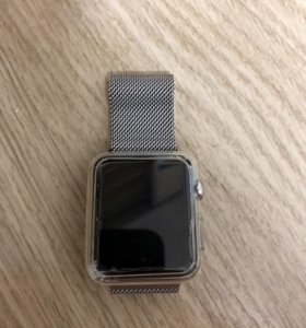 Продам Apple Watch ⌚️! В стальном корпусе!