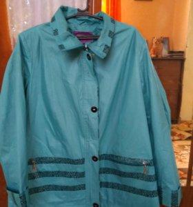 Куртка-ветровка р.58