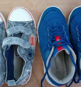 Обувь 34-35р-р для мальчика 650р/пара