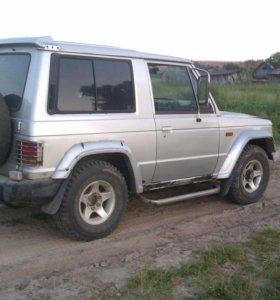 Mitsubishi Pajero, 1987