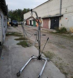 Подъёмник гидравлический для инвалидов