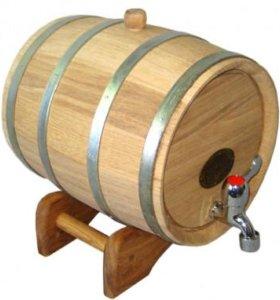 Бочки для выдержки алкоголя