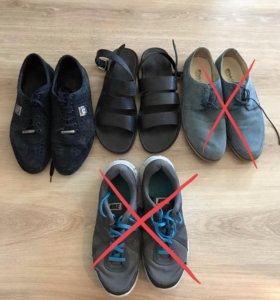 Обувь 43-44