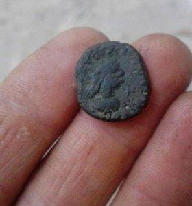 Античная манета 2 век