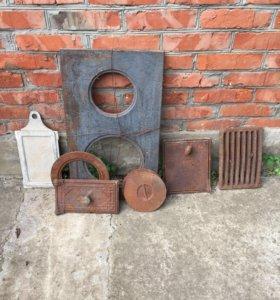 Комплект для дровяной печки