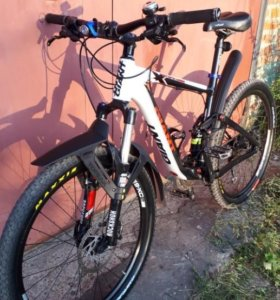 Велосипед - Двухподвес giant X3 aluxx SL-Grade