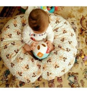 Подушка для беременных и кормления НА ЗАКАЗ