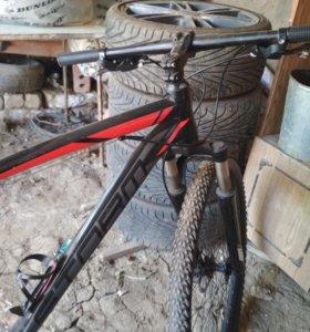 Велосипед скоростной большой в отдичном состоянии