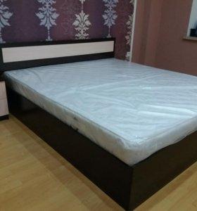 Кровать с ящиками Фиеста ( все размеры)