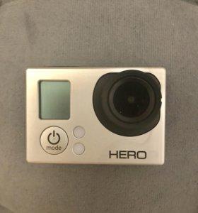 Камера GoPro Hero 3 white