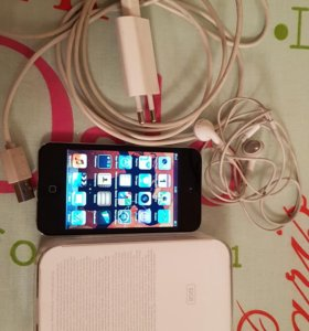 Плееры ipod touch 4,32gb, panasonic плеер