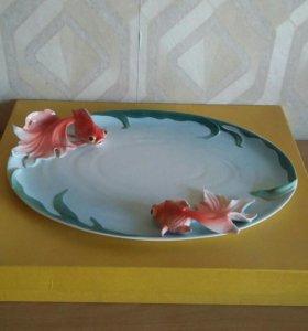 Блюдо для рыбной нарезки