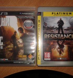 Лицензионные игровые диски для PlayStation 3 (PS3)
