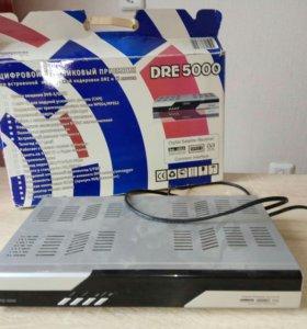 Цифровой спутниковый приемник DRE 5000