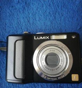 DMC-LZ8 - Цифровой фотоаппарат Panasonic