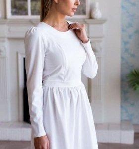 Новое платье с секретами для кормления