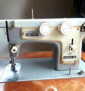 швейная машина Чайка со знаком качества