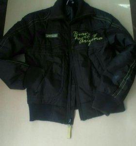 Куртка для мальчика р.128 6 -7 лет
