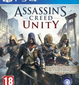 Assassin's Creed: Unity & Syndicate