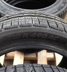 Зимние шины 245 710 R490 броневик Мерседес W222