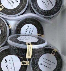 Черная икра зернистая осетровая (аквакультура)
