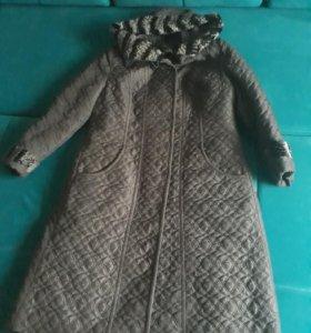 Пальто демисизонное женское