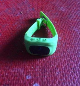 Часы Q50 с GPS трекером