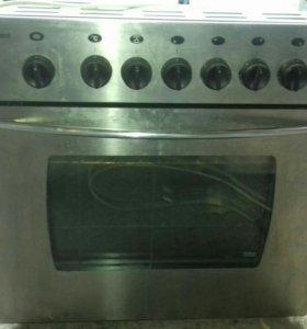 Духовой шкафы и керамическая плита
