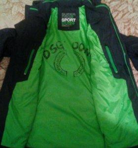 Куртка осенняя новая