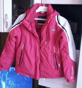 Куртка спортивная зимняя