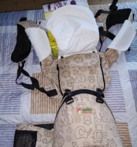 Хипсит- эргорюкзак Mini Baby, трансформер