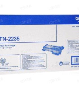Картридж лазерный Brother TN-2235